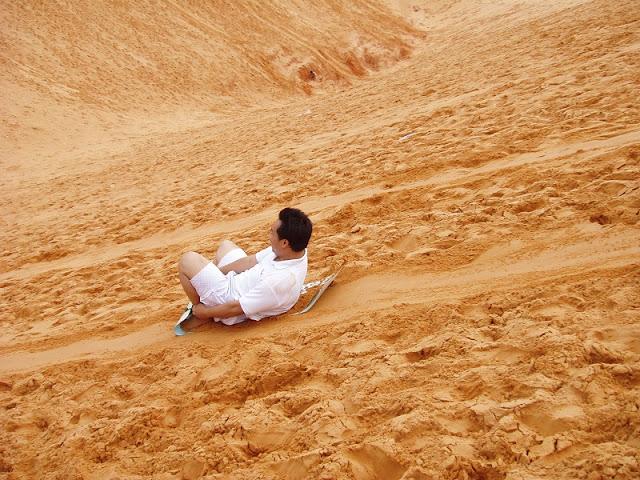 Sand Paradise for travelers in Mui Ne 2
