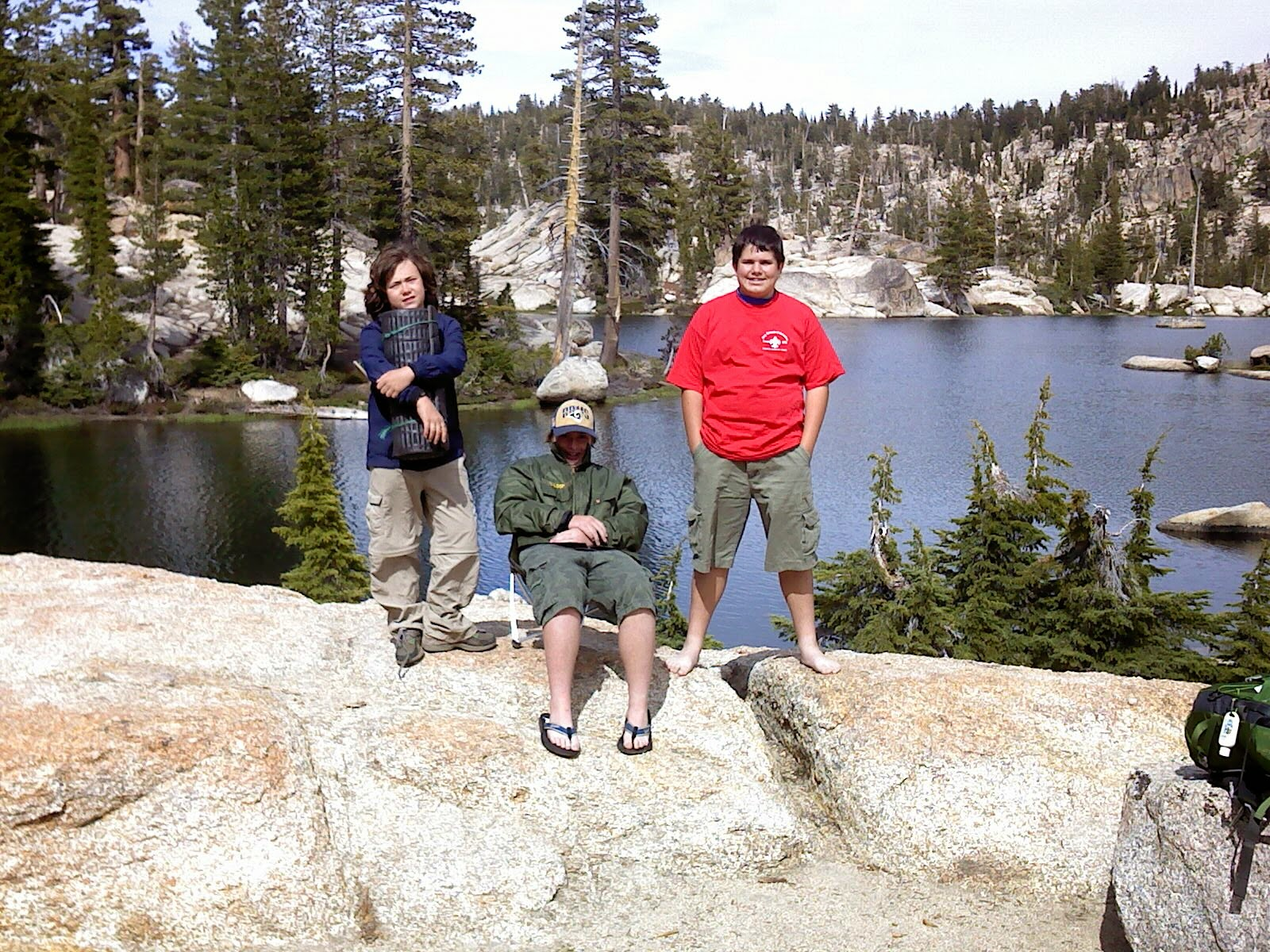 Motherlode Scouting Emigrant Wilderness Loop Backpacking