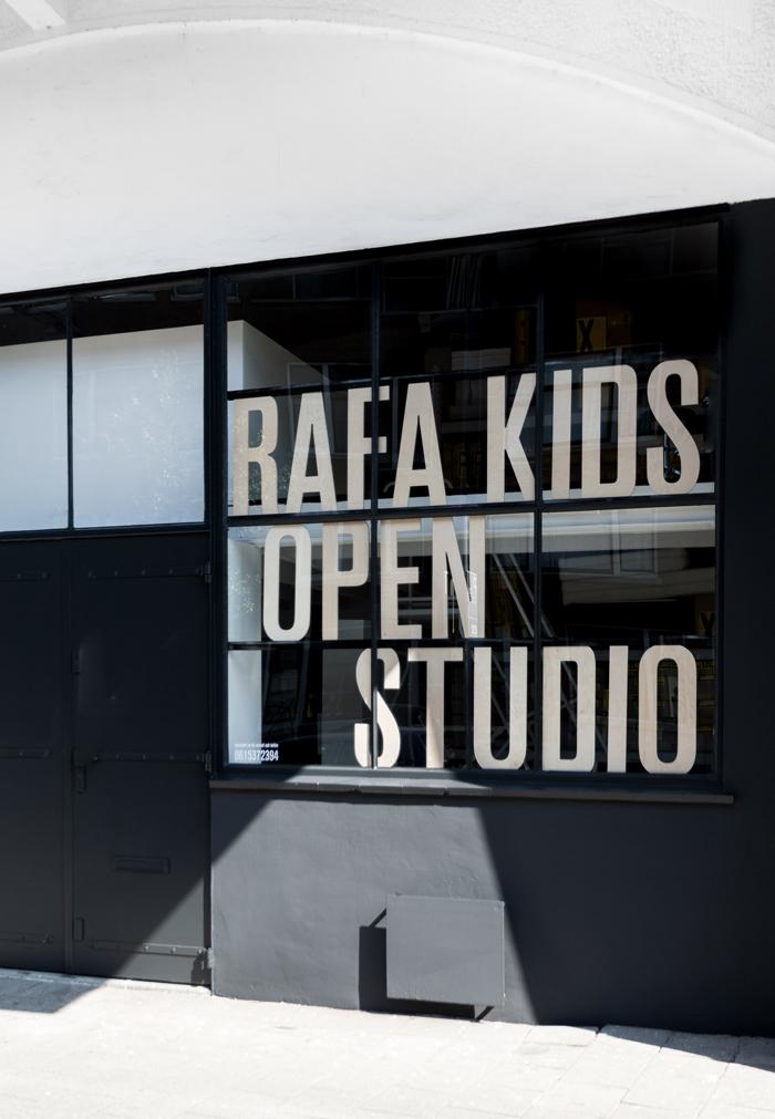 Rafa-kids studio Rotterdam