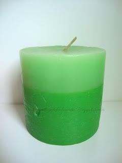 vela verde para convertirla en vela rana gustavo
