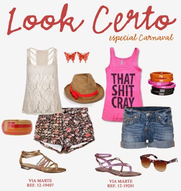 look carnaval