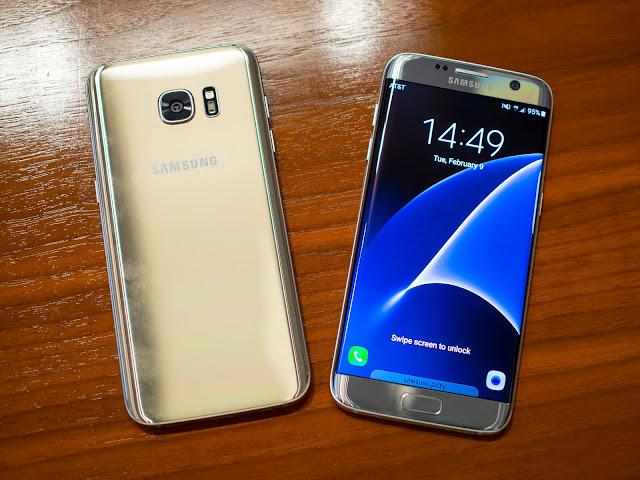 Samsung Galaxy S7 EDGE, iPhone 7, SAMSUNG , APPLE