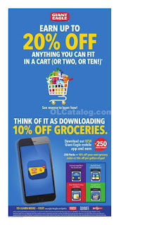 Giant Eagle Weekly Ad March 22 - 28, 2018