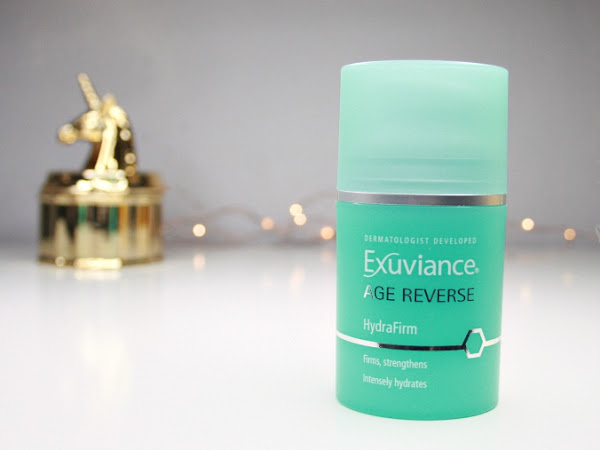Antiaging Skincare Review: Exuviance Age Reverse HydraFirm