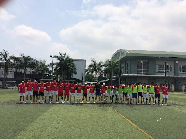 Giải vô địch bóng đá Đông Xuân 2016-2017 Công ty BĐS Tuấn 123