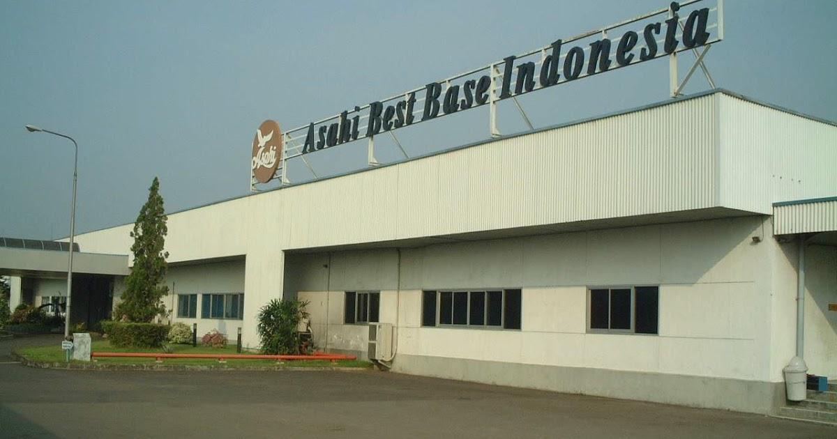 Loker Operator Produksi Pabrik Cikarang PT Asahi Best Base Indonesia MM2100