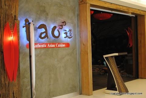 Tao-cuisine Sunway Giza All you can eat ala-cart buffet
