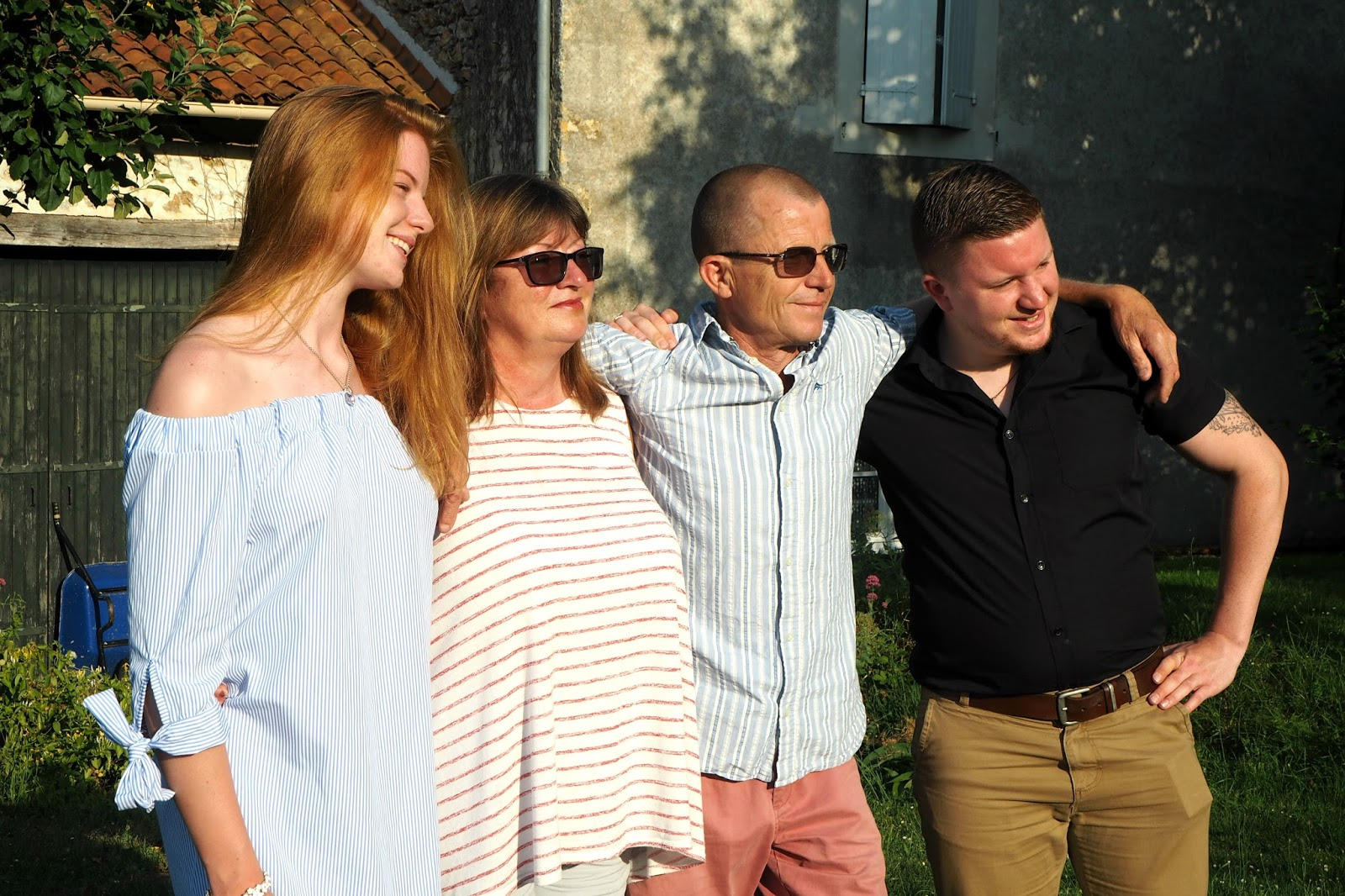 The Derbyshire Family