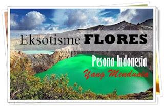 Flores Pesona Indonesia