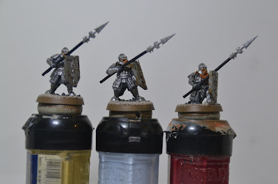 Iron Hills Warriors (WIP)