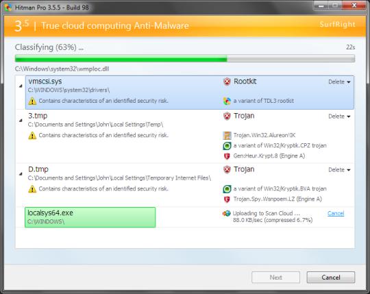 HitmanPro Terbaru (Software Antivirus & Malware Terbaik)
