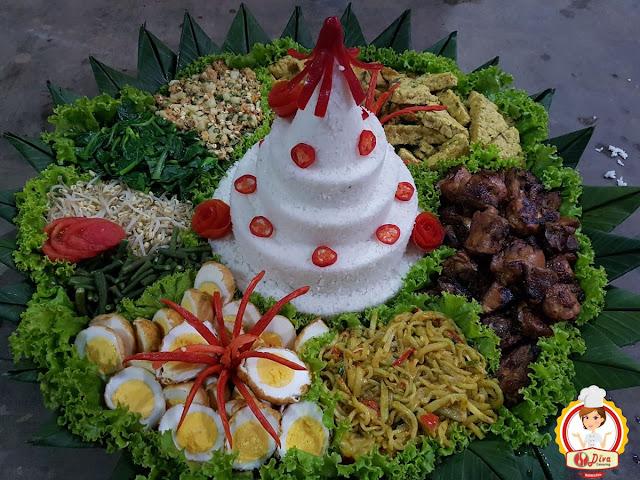 catering nasi tumpeng malang