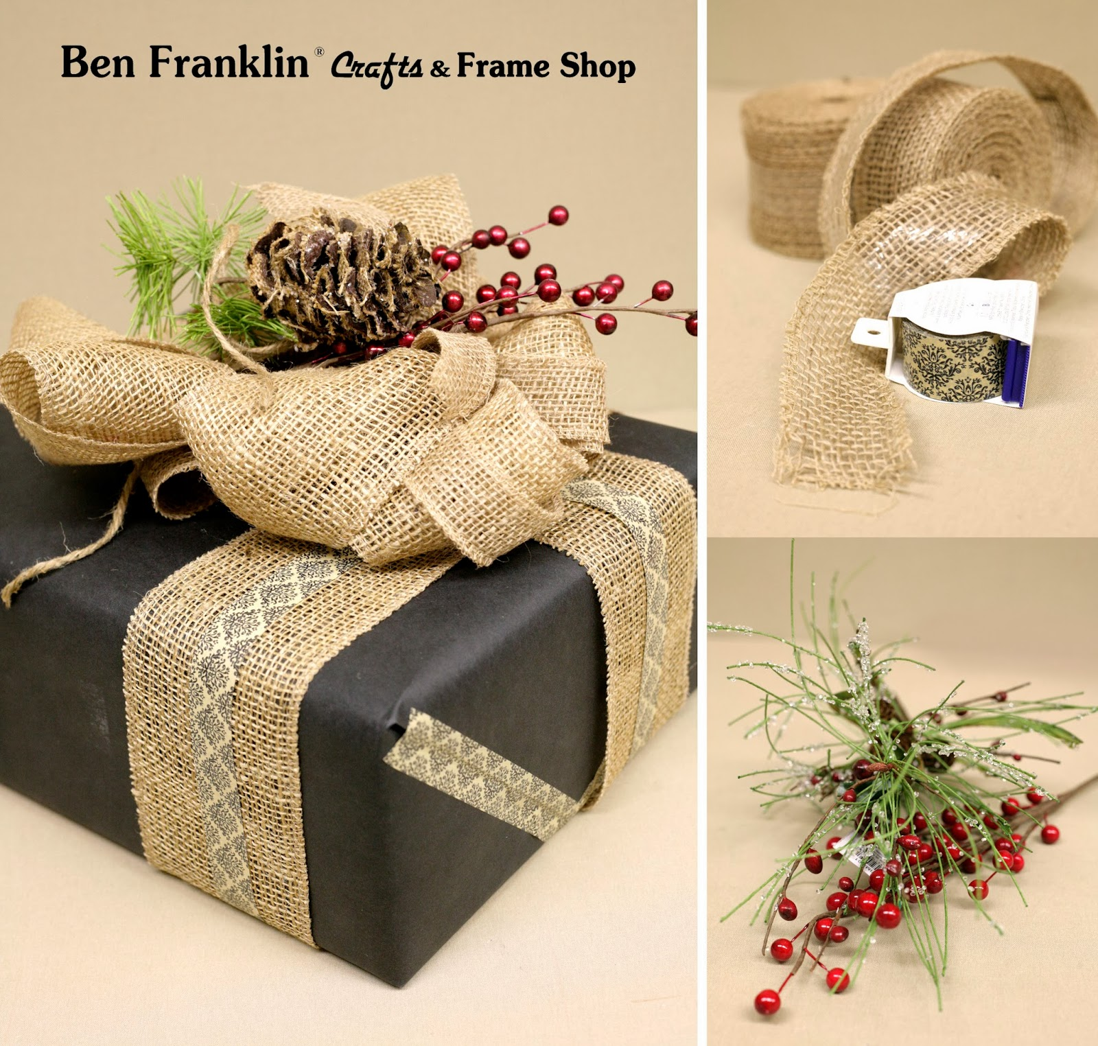 Ben Franklin Crafts And Frame Shop Last Minute Gift