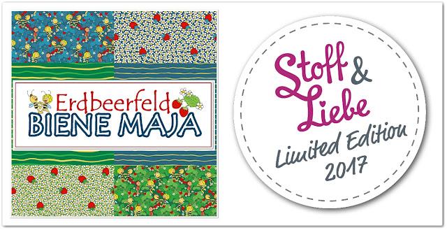 http://stoffundliebe.blogspot.de/2017/07/biene-maja-erdbeerfeld.html