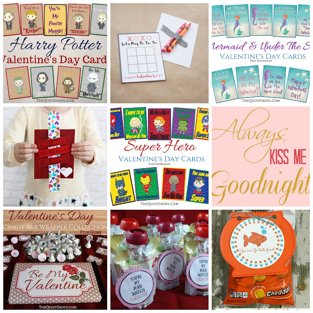 The ULTIMATE round up of all things Valentines!