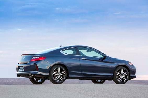2016 Honda Accord V-6 Sedan Review