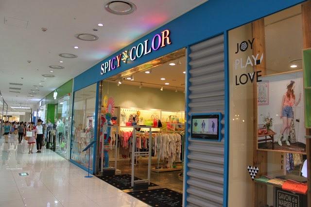 Yeongae & Yain : 韓國 永登浦 時代廣場 영등포 타임스퀘어 Youngdungpo TIMES SQUARE Mall