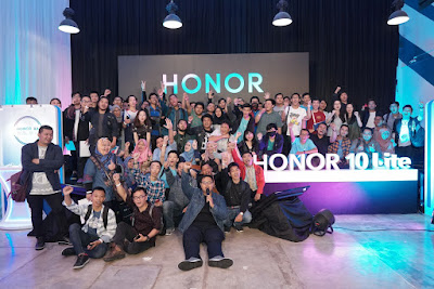 Spesifikasi Gahar Honor 10 Lite Indonesia