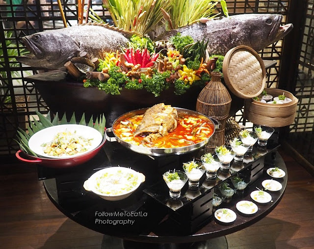 Signature Restaurant of DoubleTree By HILTON Kuala Lumpur features premium fish dining with an All-You-Can-Eat Serving