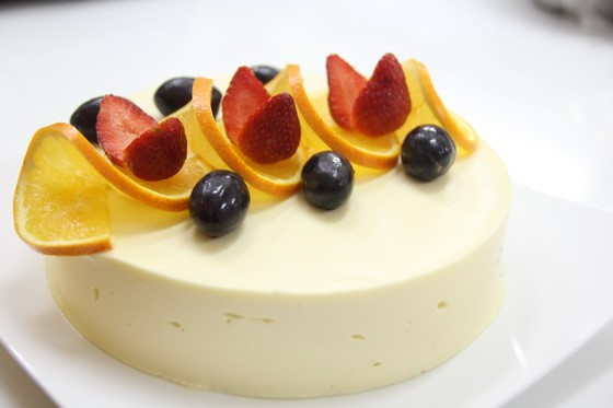 bánh lạnh - Tiramisu