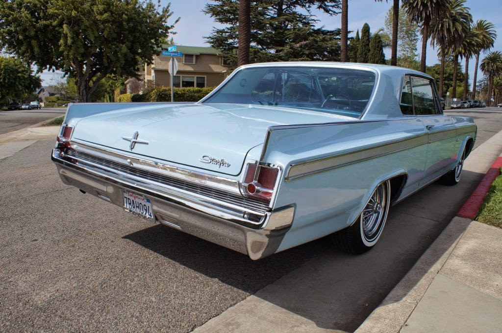 All American Classic Cars 1963 Oldsmobile Starfire 2 Door