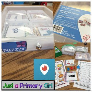 Just a Primary Girl - periscope 1
