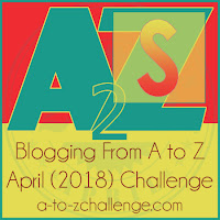 #AtoZChallenge 2018 S