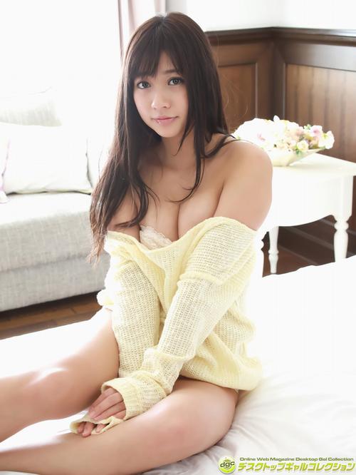 [DGC] 2019.01 Sayaka Onuki 大貫彩香 &極上ムッチリボディを惜しげもなく披露!!