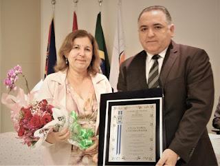 Câmara de Registro-SP realiza Sessão Solene em homenagem às mulheres