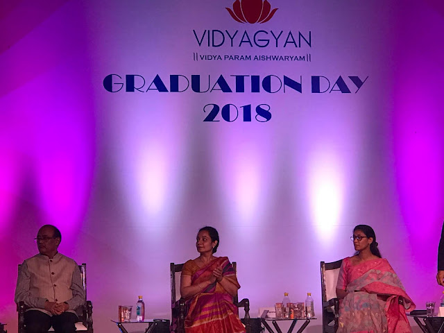 VidyaGyan Celebrates the Graduation of its 2018 Batch