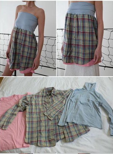 vestuario, reciclar, transformar,bricomoda, refashion