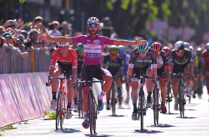 Giro de Italia 2017 - 13ª etapa