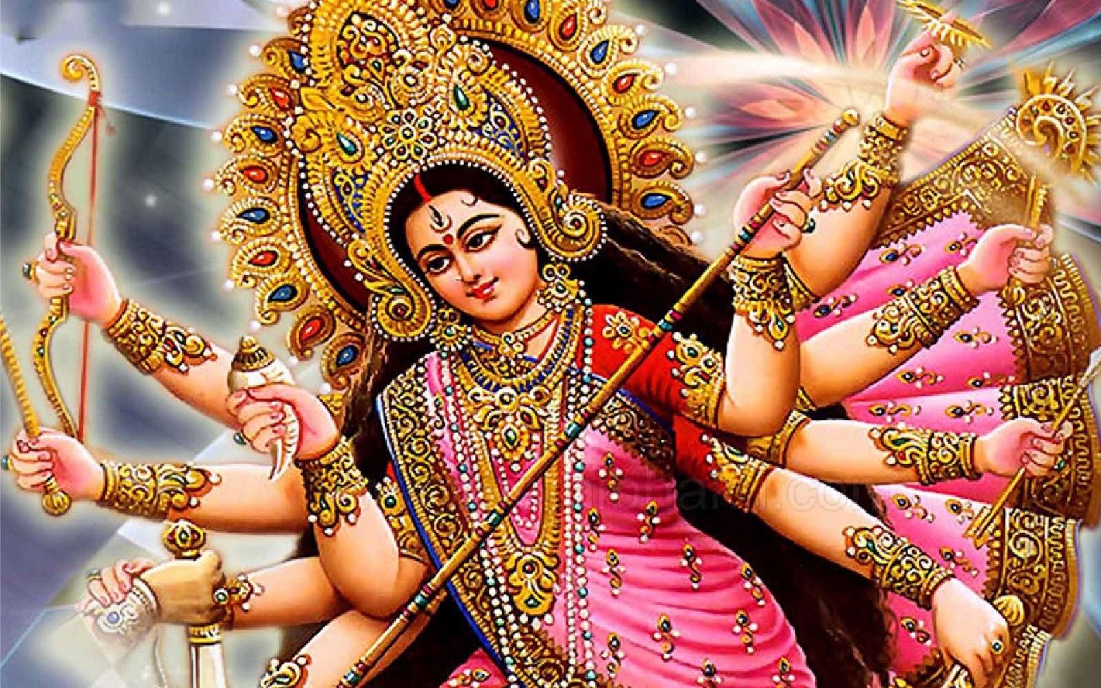 12 Maa Durga Wallpapers Magone 2016