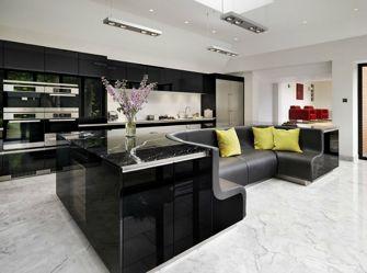 Barra de cocina integrada a sillón