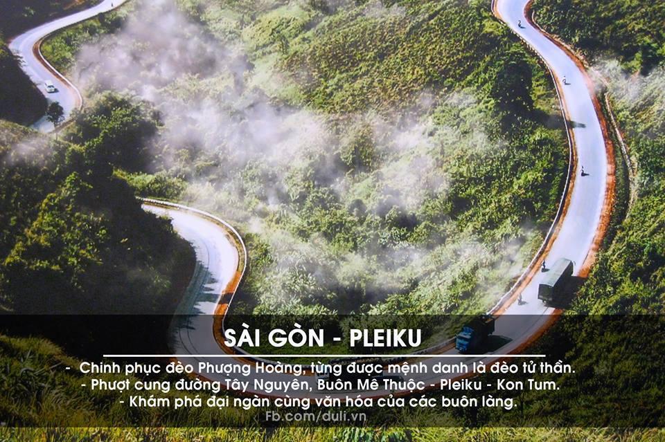 Sài Gòn - Pleiku