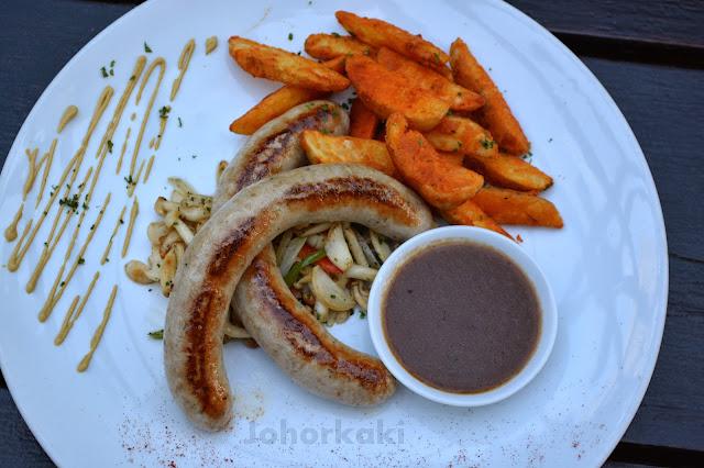 Taman Sentosa Thai Food