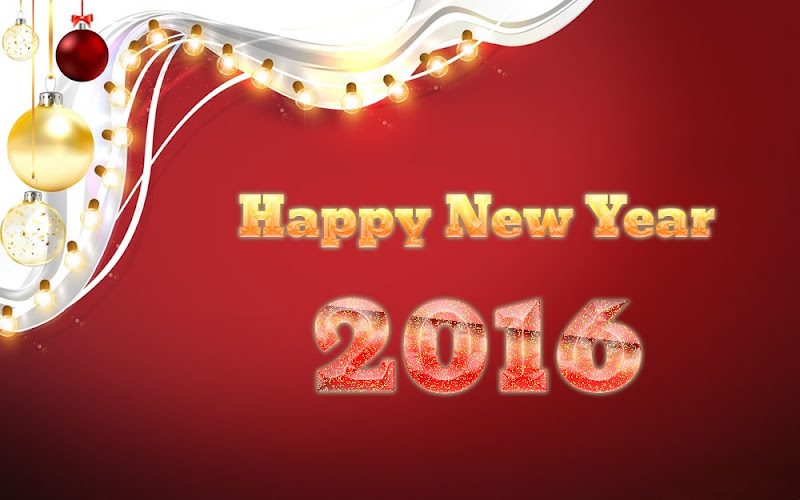 Classic Happy New Year 2016 Images