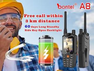 Bontel A8 Specs