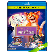 Los aristogatos (1970) BRRip 720p Audio Dual Latino-Ingles