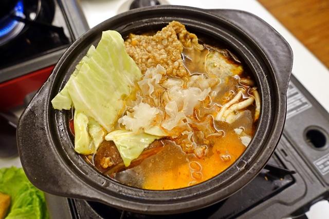 在一起養生蔬食素火鍋~土城素食火鍋