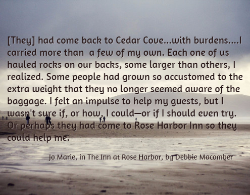 Reviews of Two Rose Harbor Inn Novels by Debbe Macomber