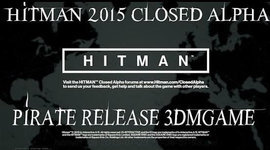 Hitman 6 Alpha 2015