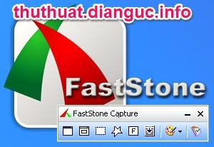 Download FastStone Capture 8.5 Full Key – Quay phim, chụp ảnh màn hình PC
