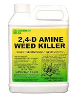 Ag 2,4-D Amine Weed Killer