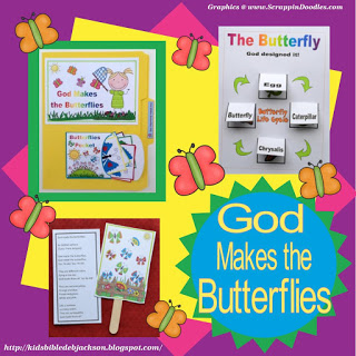 http://www.biblefunforkids.com/2013/04/god-makes-butterflies-for-preschool.html