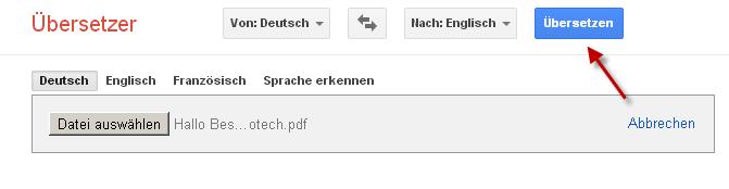 Pdf Datei übersetzen
