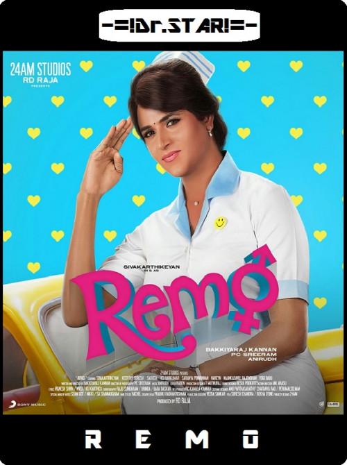 Remo (2016) UNCUT 250mb Hindi Dubbed Dual Audio (Hindi (– Tamil) HDRip HEVC MKV