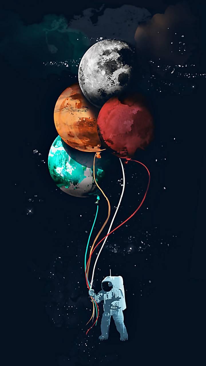 Fondos en planetas