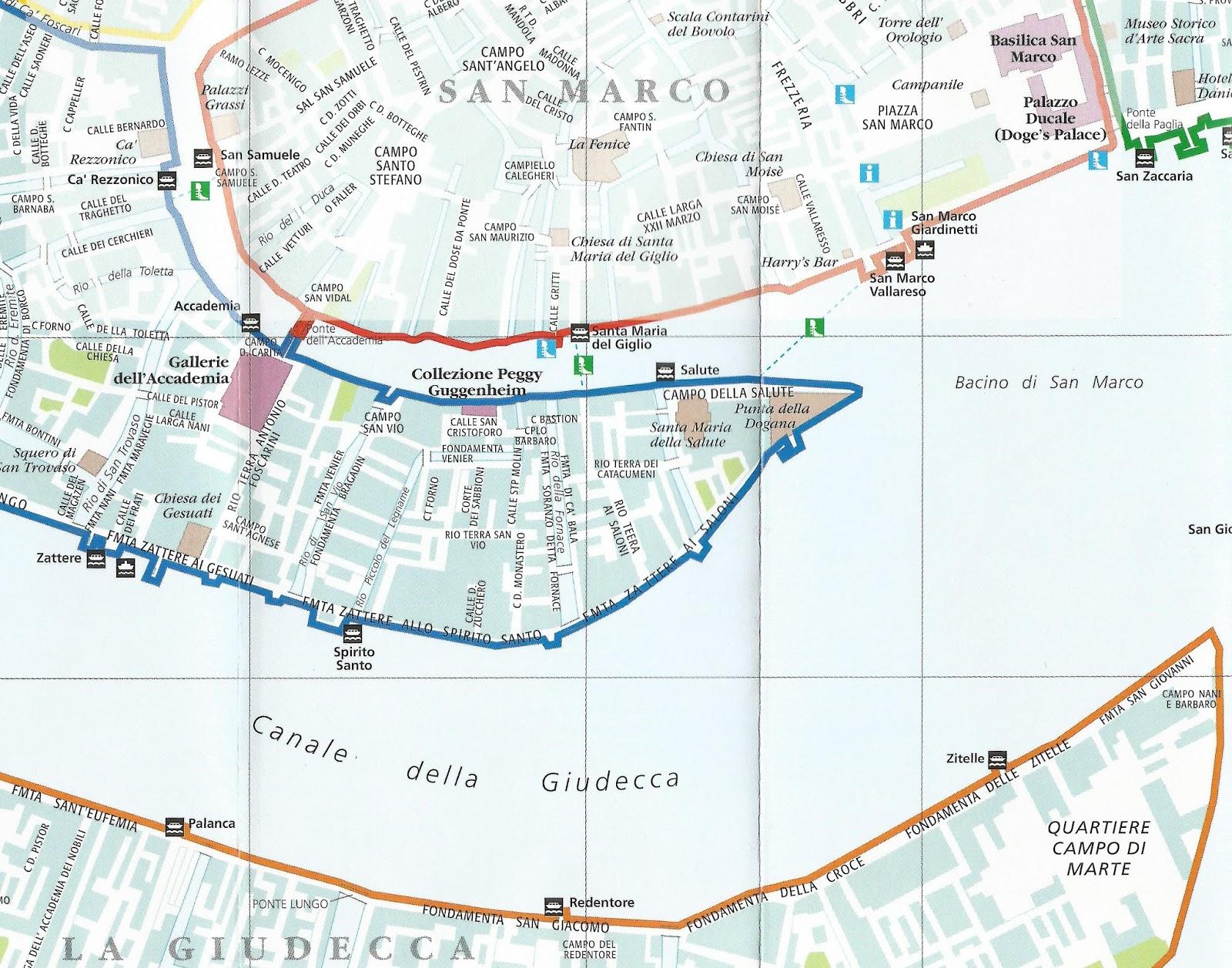 giudecca island venice map - photo#14