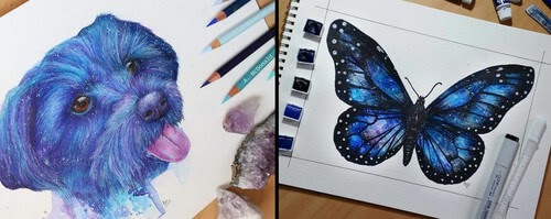 00-Ashley-McDonald-Animals-Watercolors-and-Pencil-Illustrations-www-designstack-co